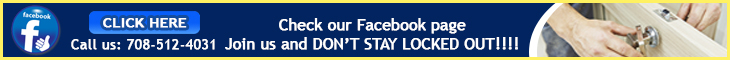 Join us on Facebook - Locksmith Northlake